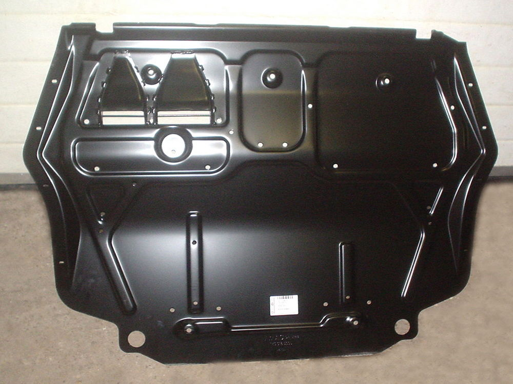 Защита картера Volkswagen Passat B6
