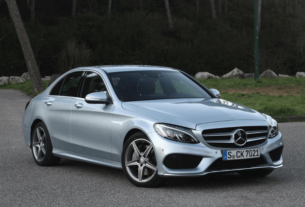 Mercedes C-class 2015