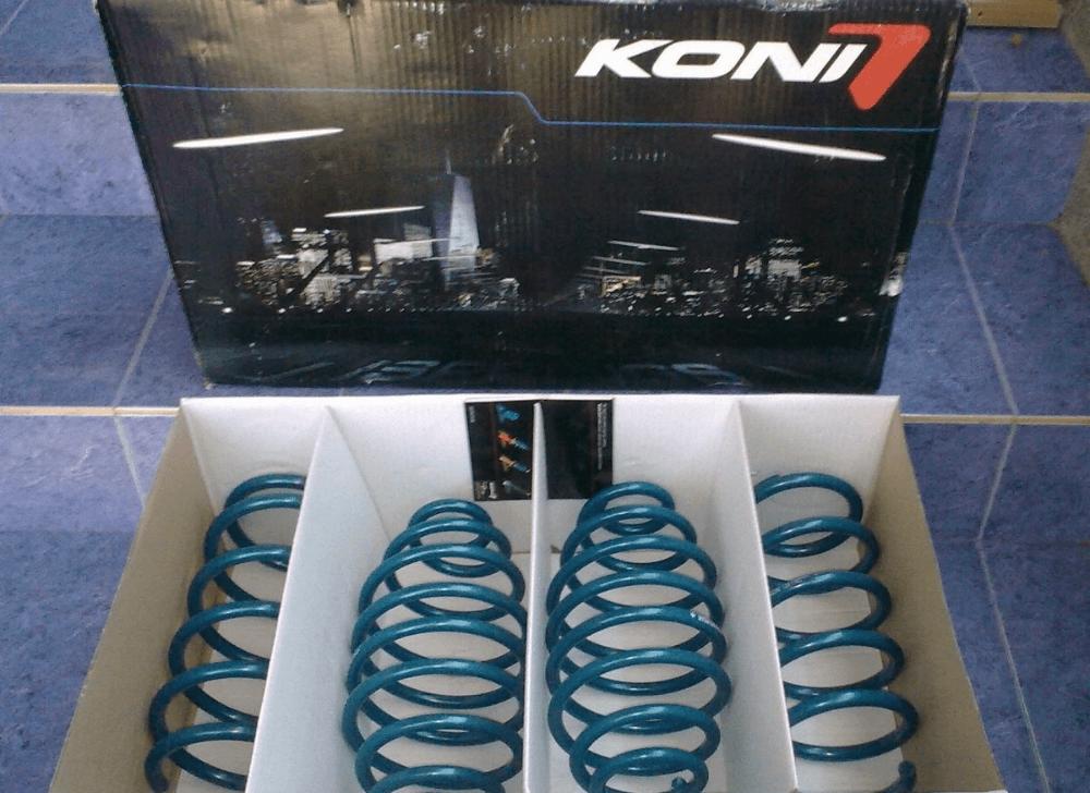 Пружины фирмы Koni