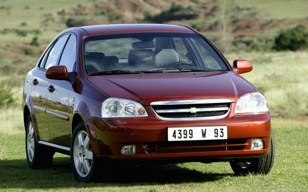 Автомобиль Chevrolet Lacetti