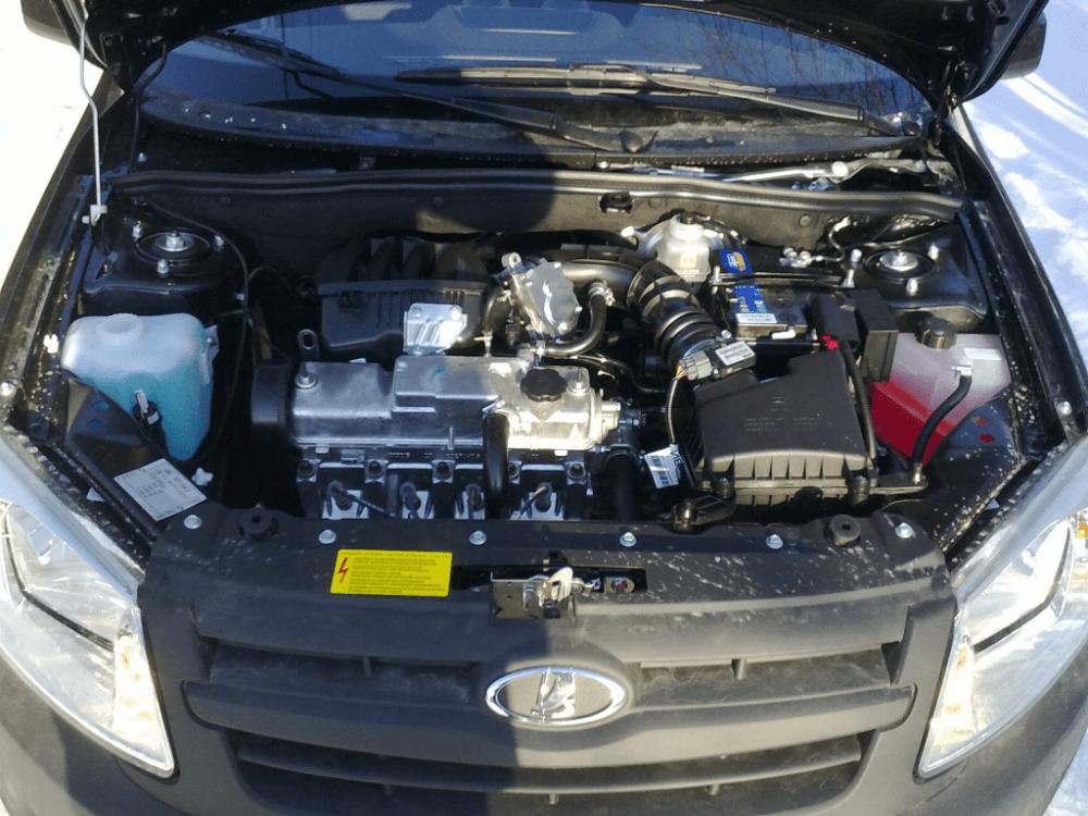 Двигатель Лада Гранта