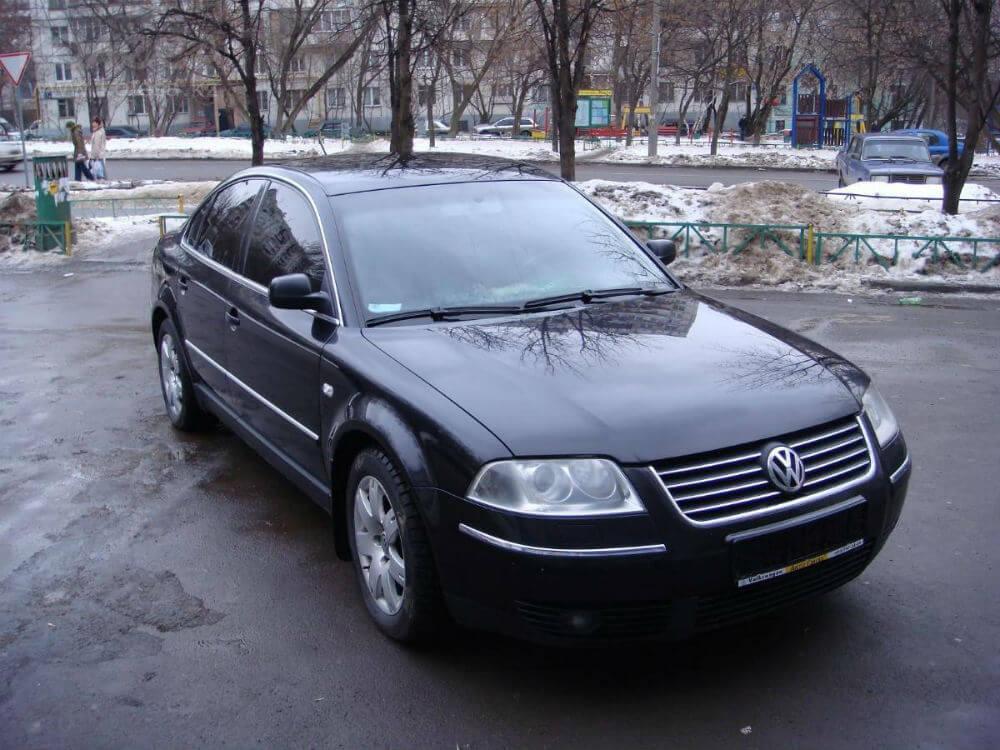 VW Passat B5 - один из лучших автомобилей 2000 годов