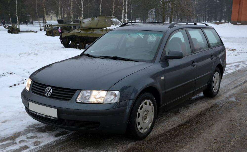Volkswagen Passat B5 2000 года