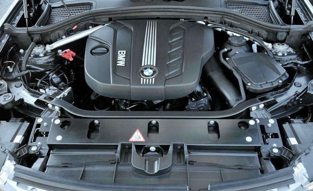 Двигатель BMW X3