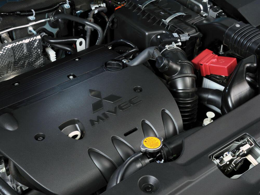 Двигатель Mitsubishi ASX
