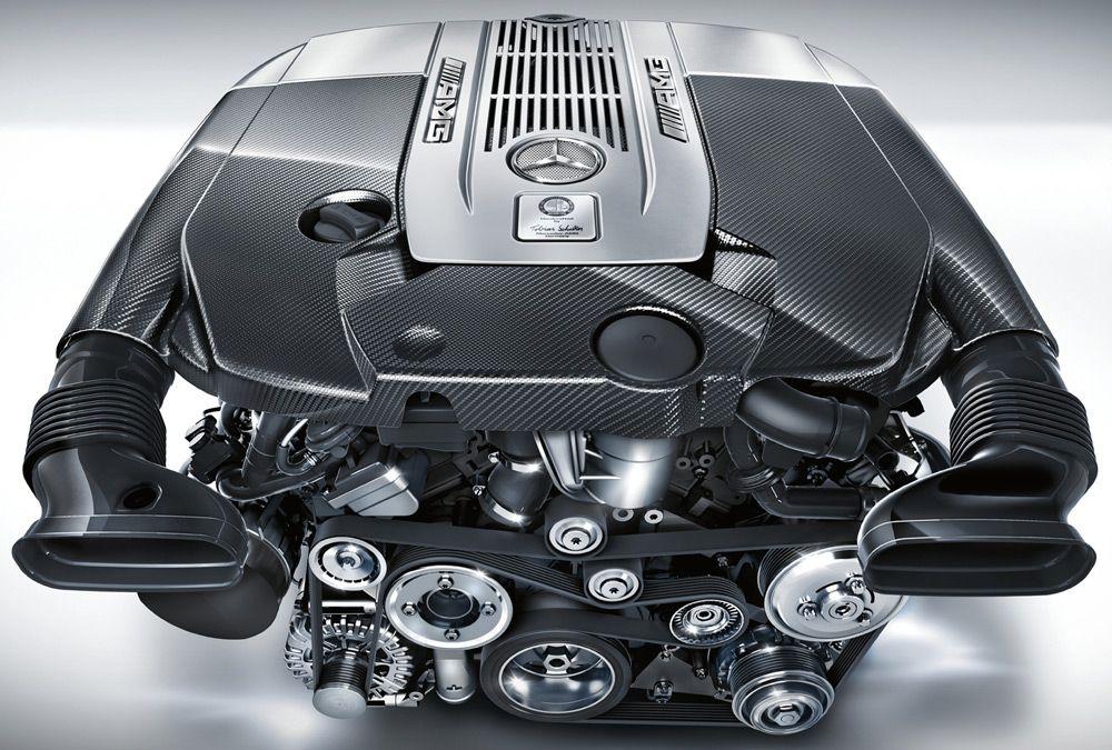 Мотор для G-class