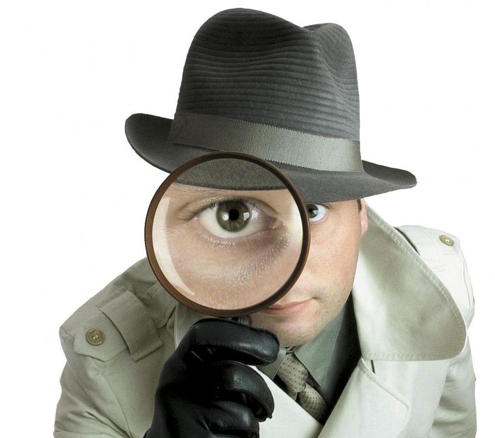 Нанимаем частного детектива