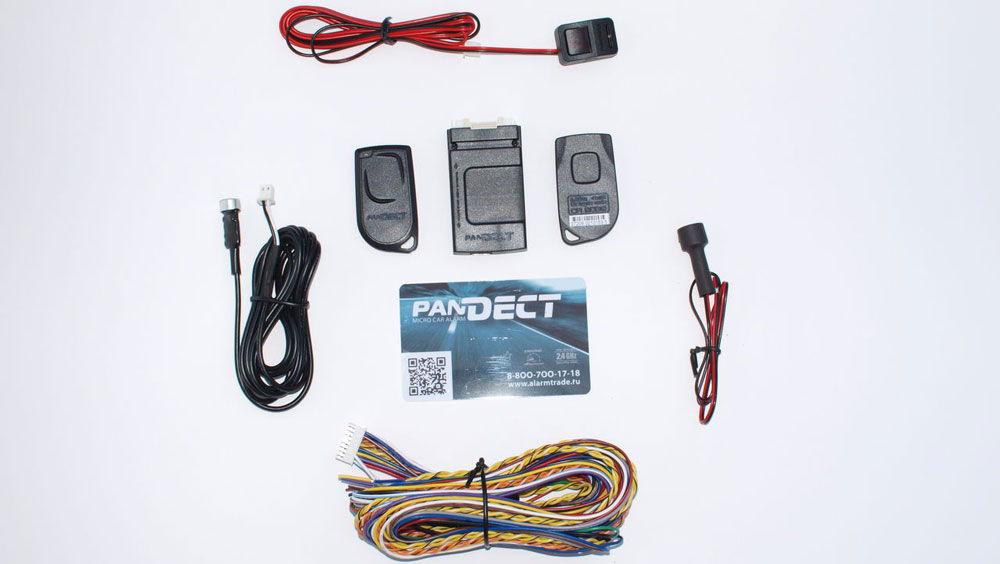 Автомобильная сигнализация Pandect X1100