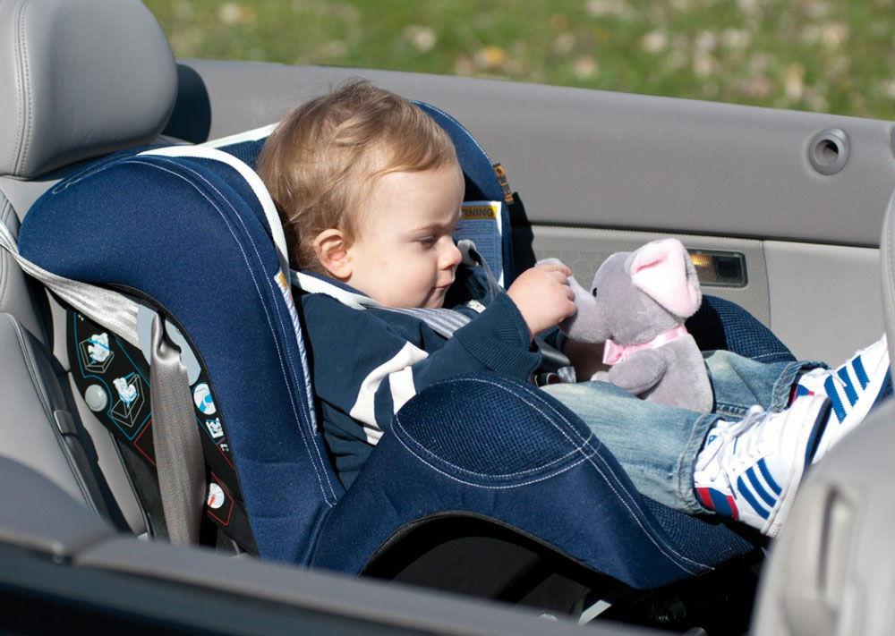 Автокресло для младенца