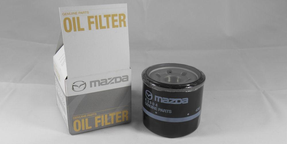 Масляный фильтр MAZDA