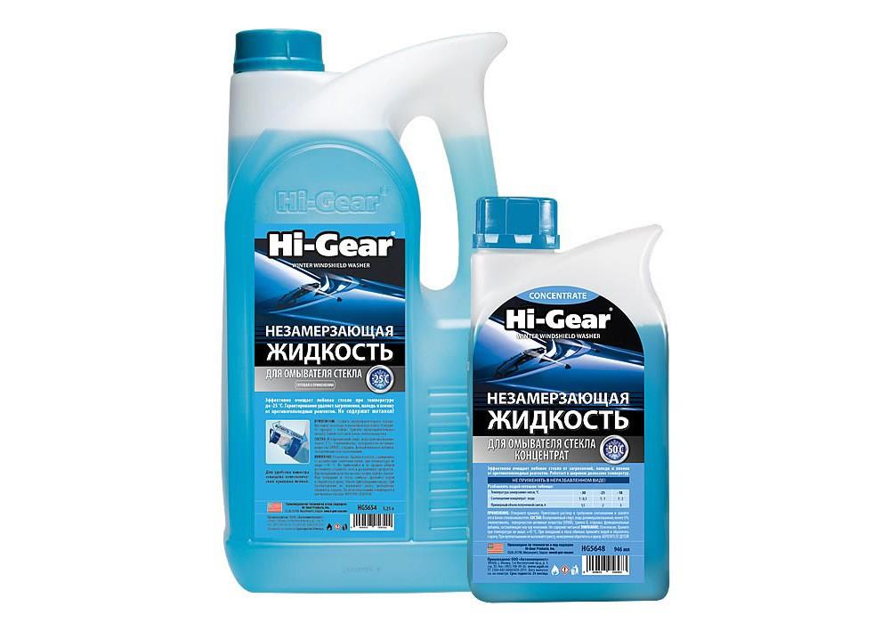 Жидкость от Hi-Gear