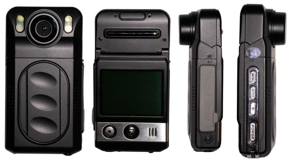 Цифровой видеорегистратор Carcam Q2