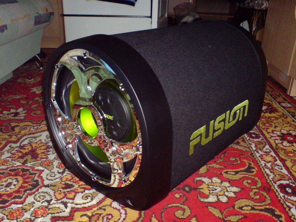 Сабвуфер Fusion