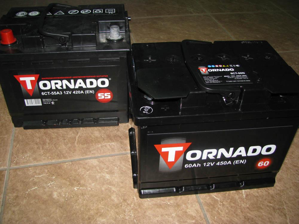 Свинцовый тип батареи Tornado