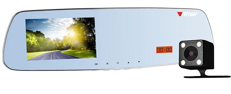 Видеорегистратор Combo-зеркало 5 в 1
