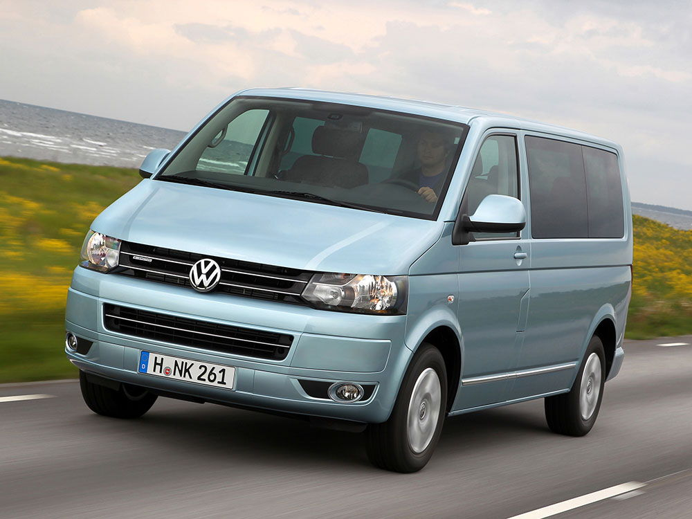 Минивэн Volkswagen Multivan Bluemotion