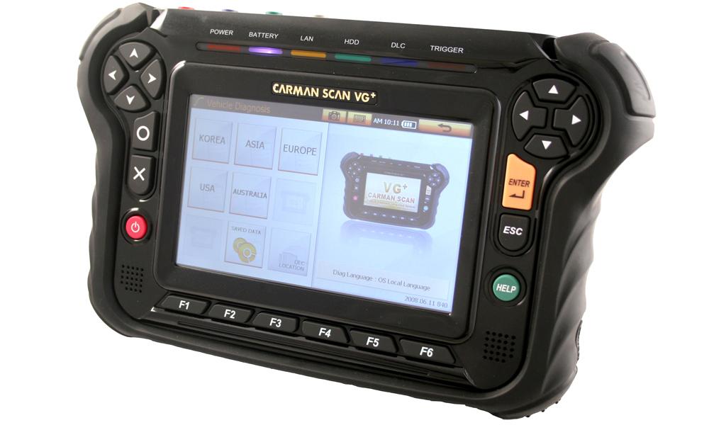 Carman Scan VG+