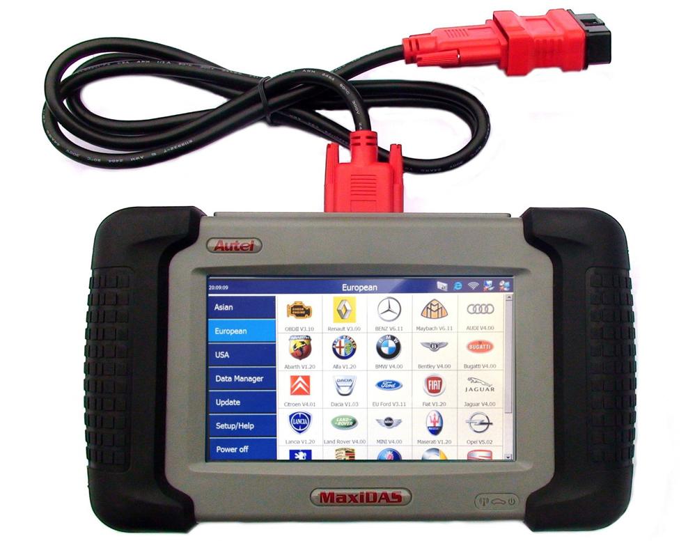 Мультимарочный сканер для авто