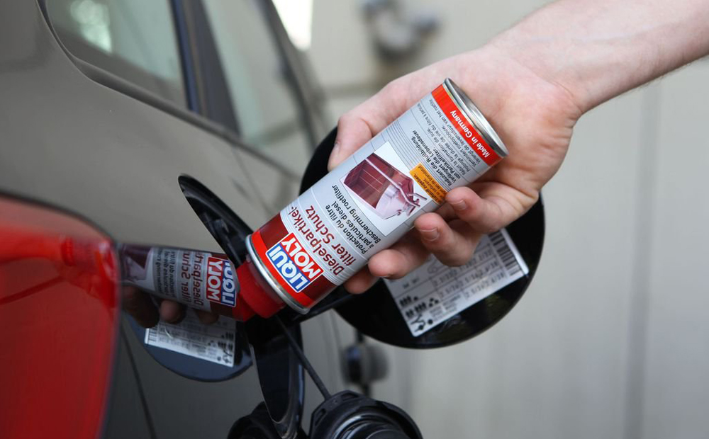 Присадки в бензин
