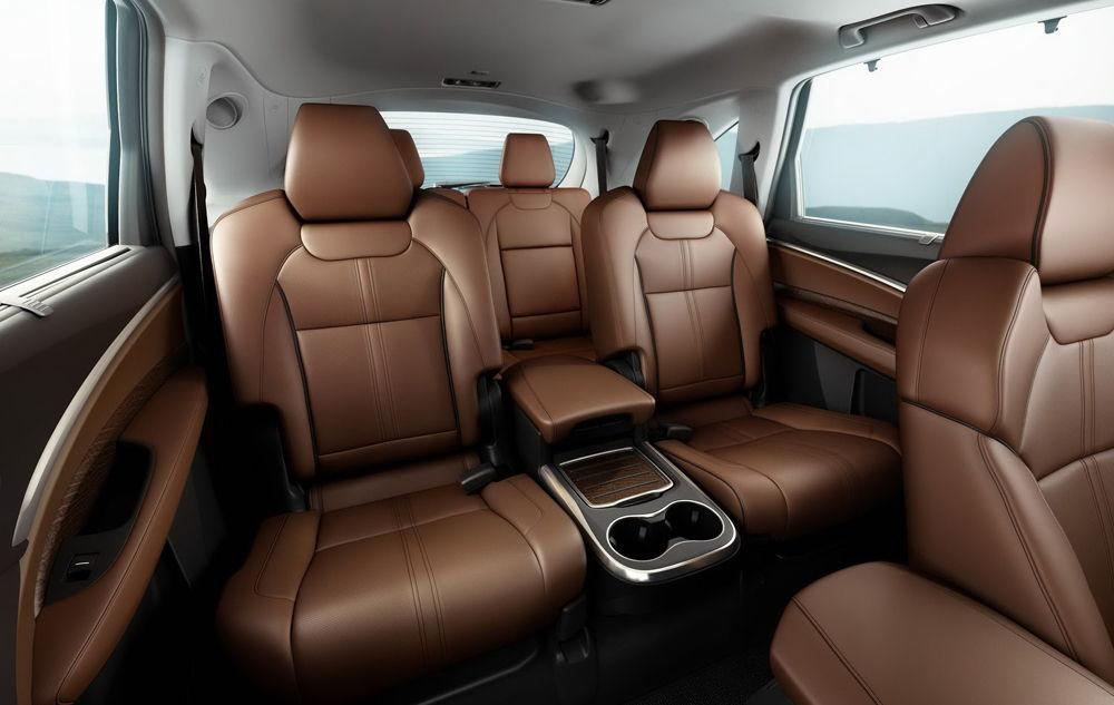 Салон Acura MDX 3 Sport Hybrid