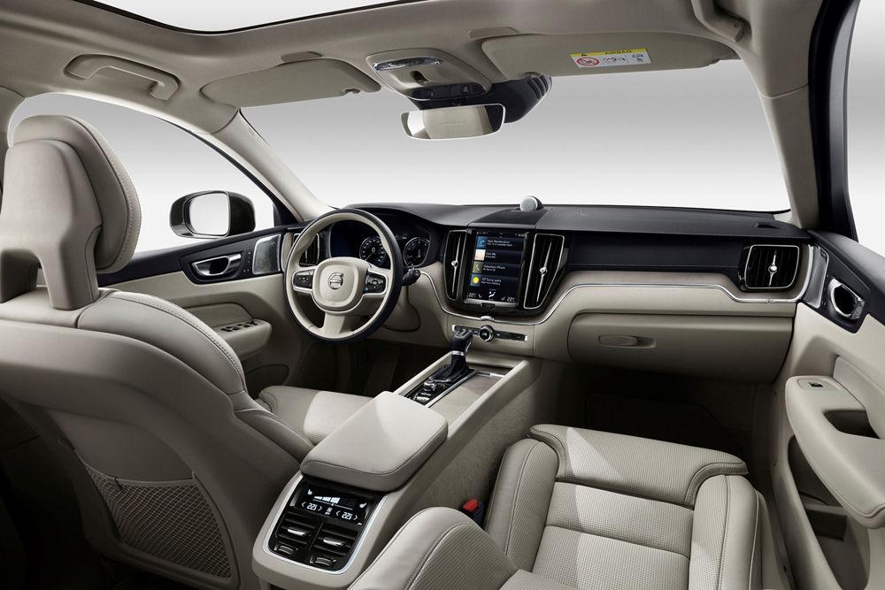 Салон Volvo XC60