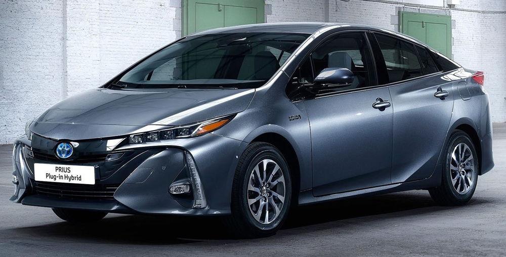 Toyota Prius 4-й генерации