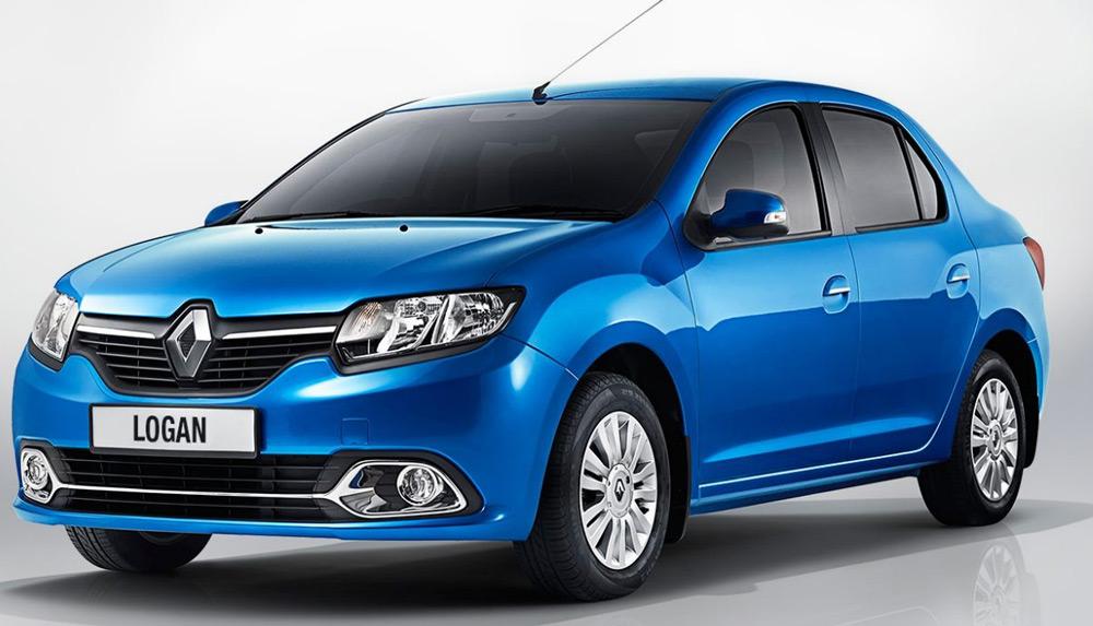 Renault Logan Авто