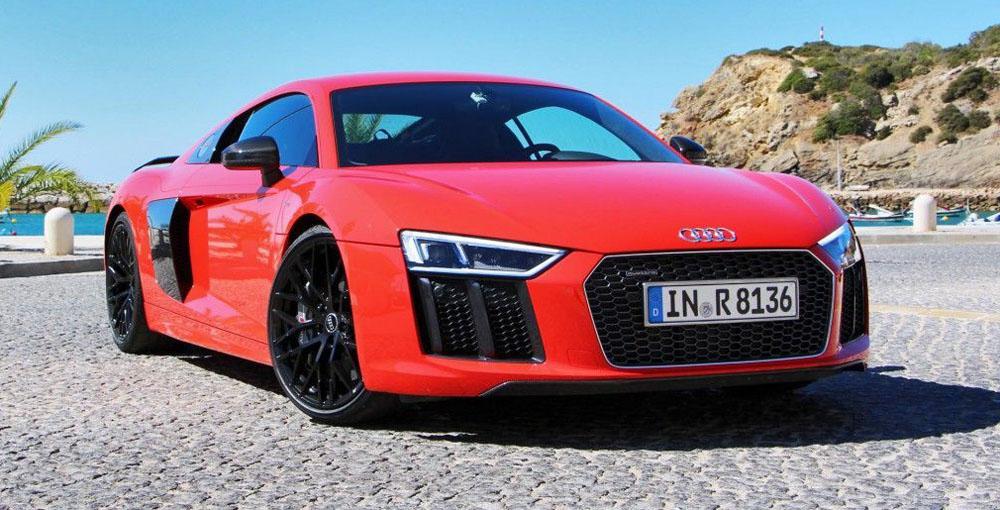 Audi Spyder