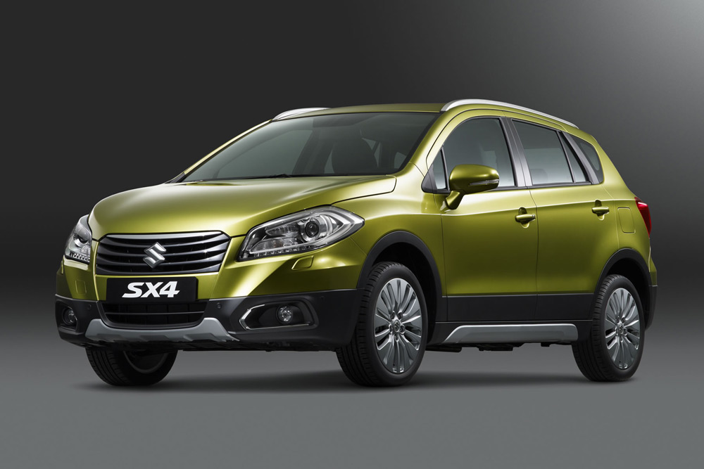 Авто Suzuki SX4
