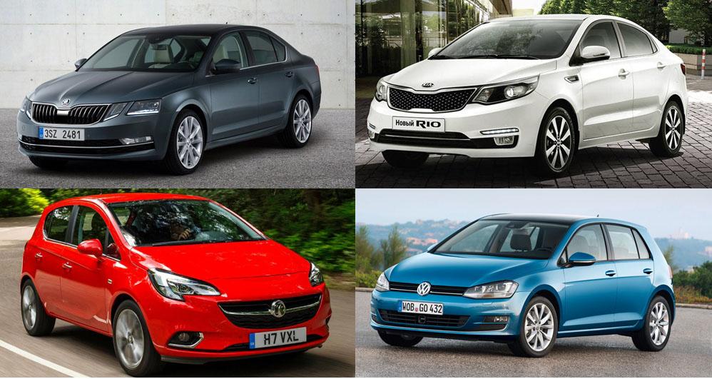 Автомобили с самым небольшим расходом топлива