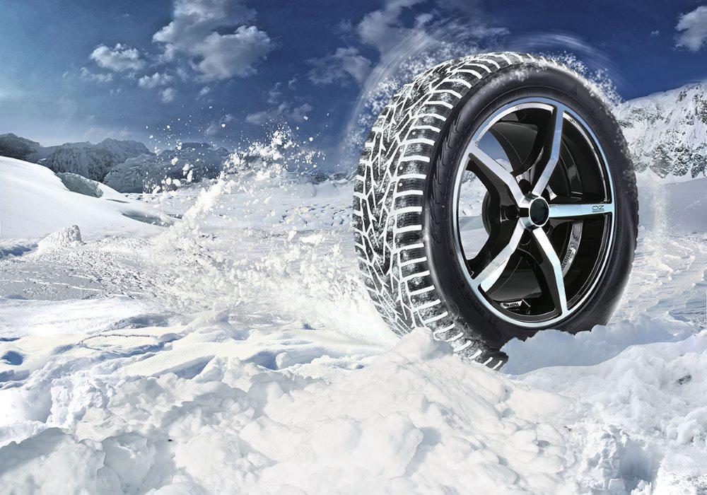 бюджетные зимние шины