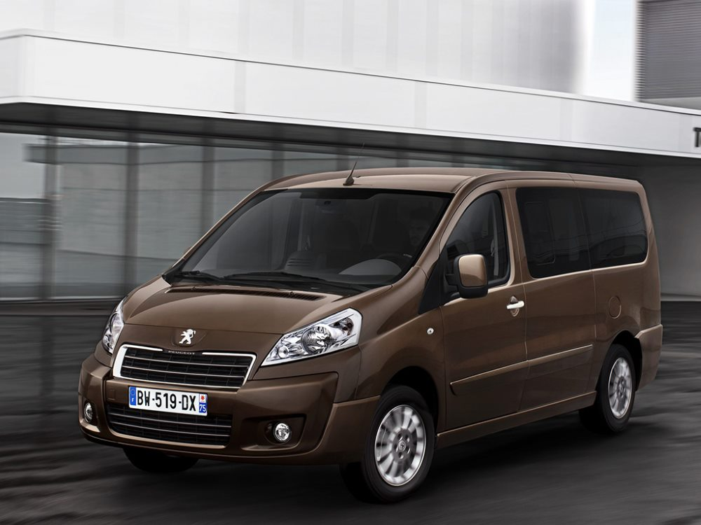 микроавтобуc Expert Peugeot
