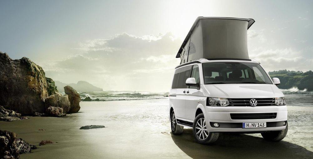 микроавтобус Volkswagen California