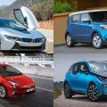 Лучшие электромобили мира