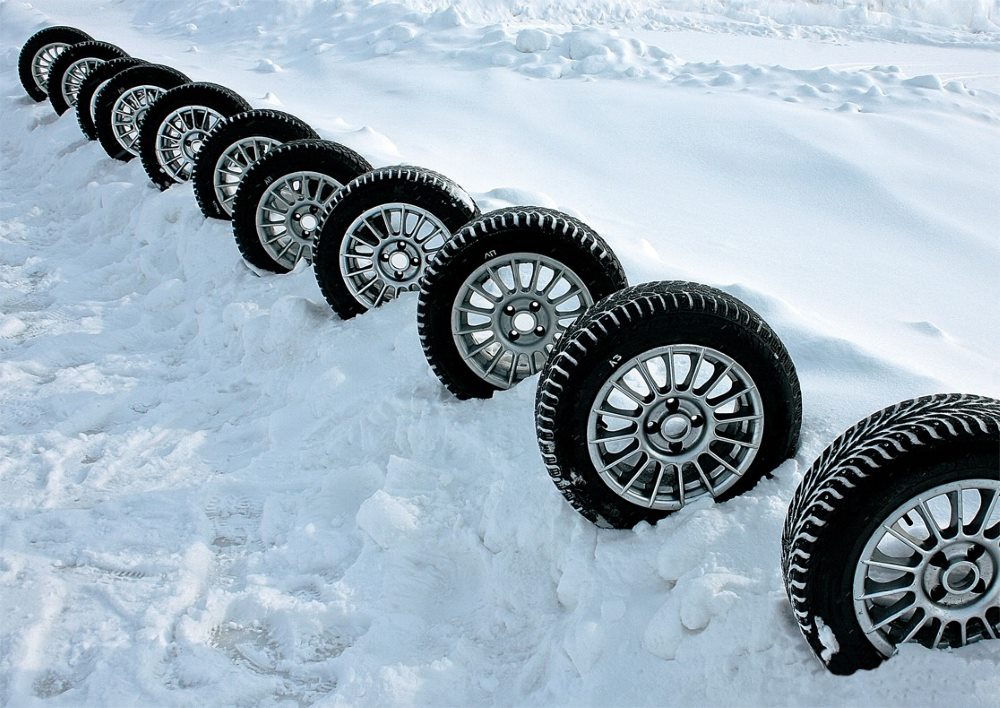 рейтинг зимних шин
