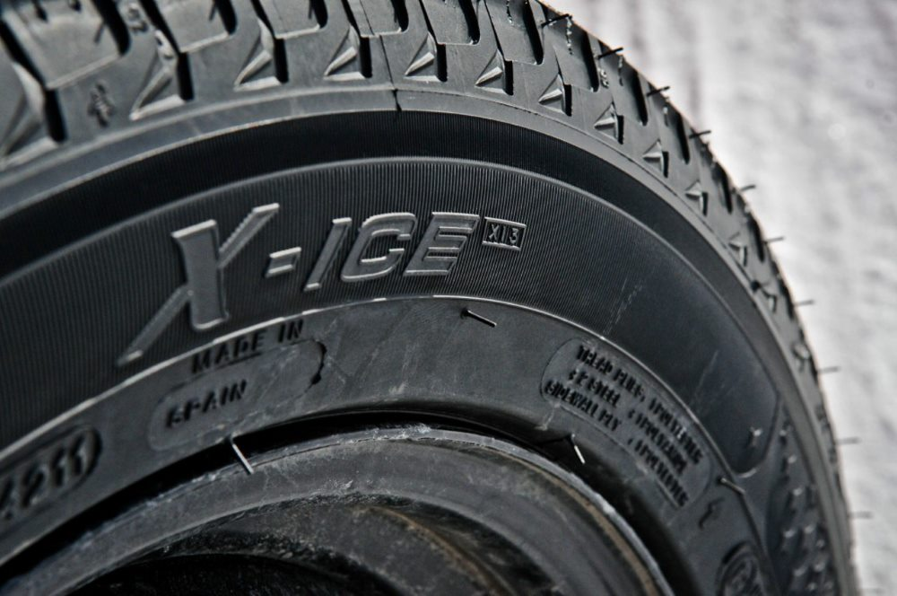 резина michelin x-ice 3