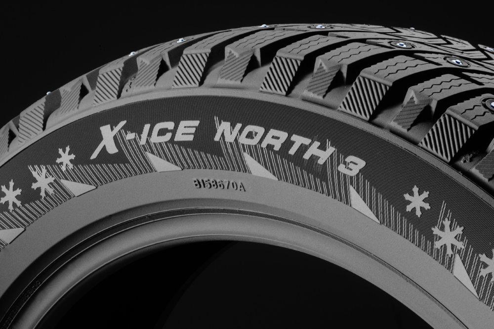 шины x-ice north 3