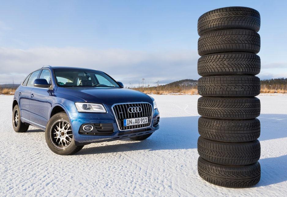 Зимние шины для кроссоверов