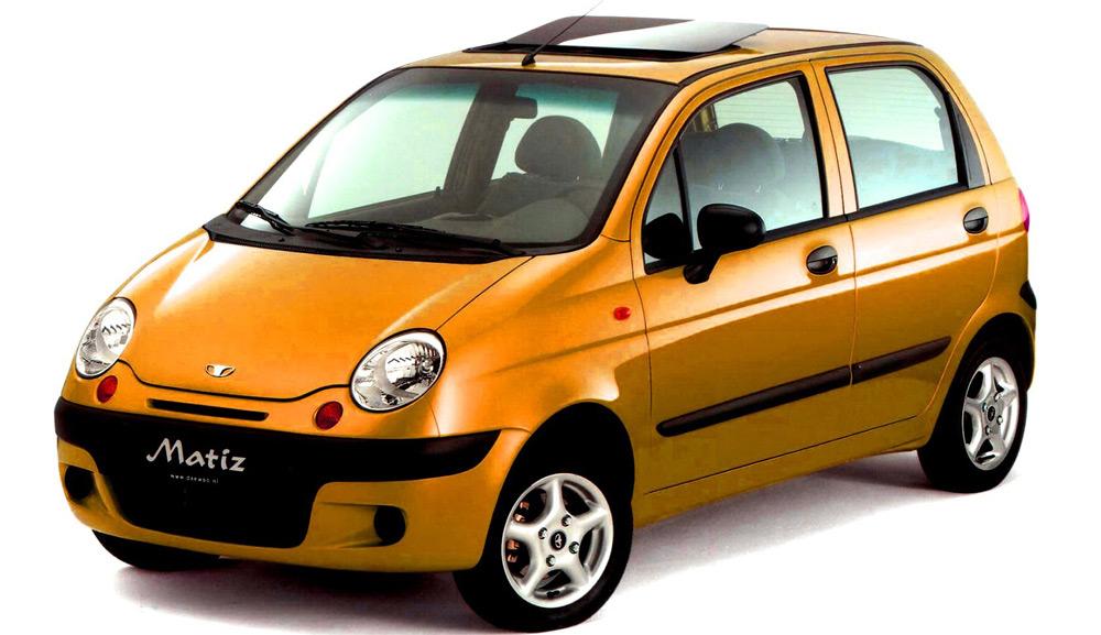 Авто Daewoo Matiz