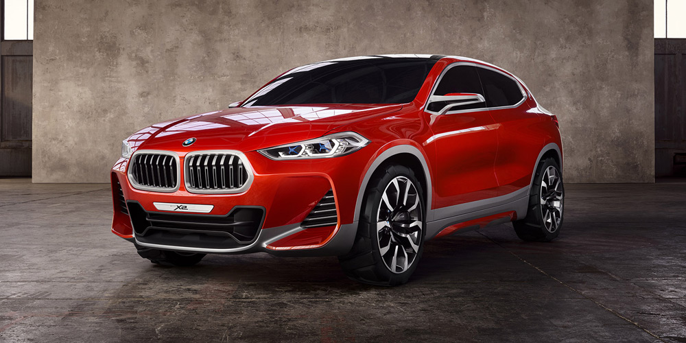 BMW X2 Авто