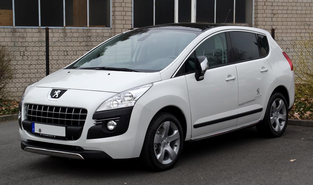 Peugeot 3008 Авто