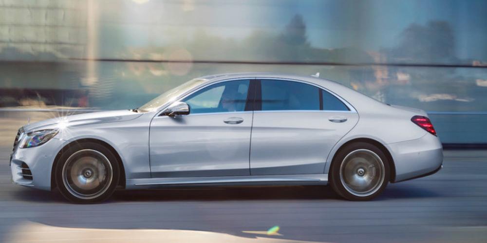 Автомобиль Mercedes Benz-S