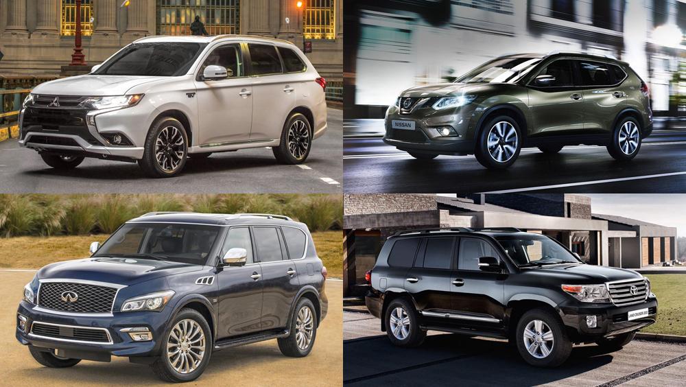 Самые лучшие автомобили из Японии