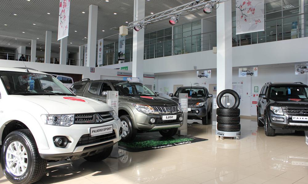 Автомобильный салон Агат