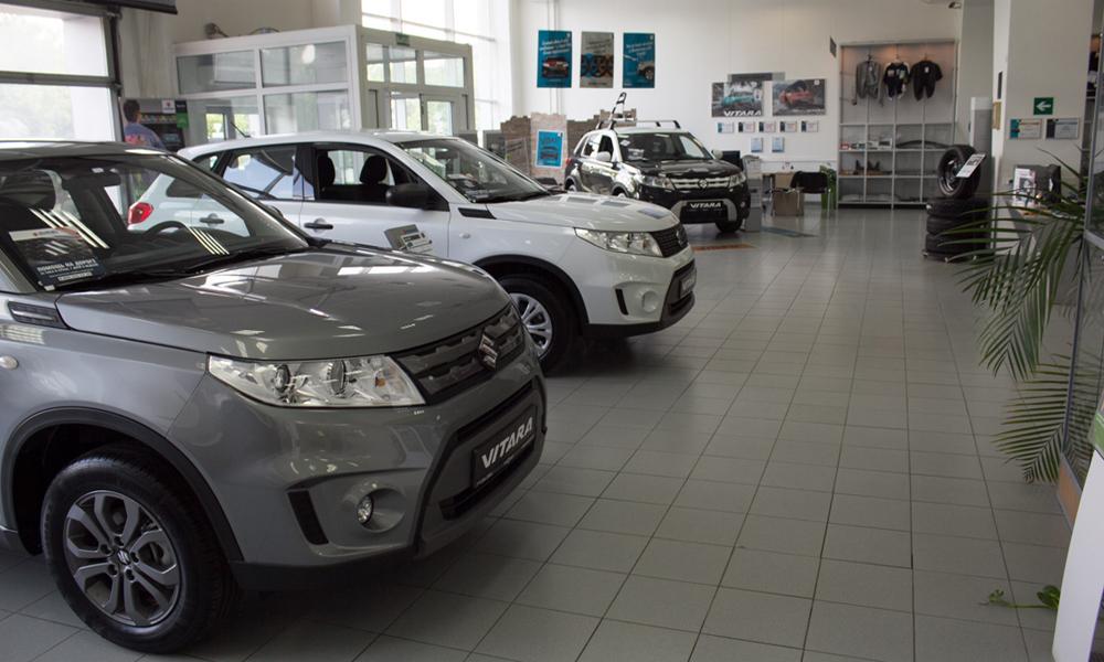 Автомобильный салон Автомир Москва