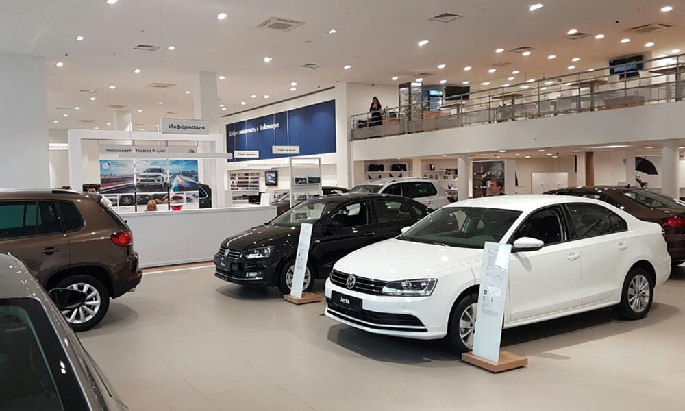Автомобильный салон Фаворит Моторс
