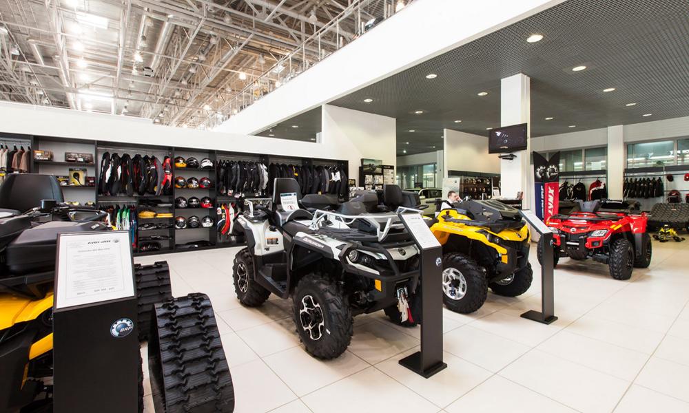 Автомобильный салон Major City Новая Рига