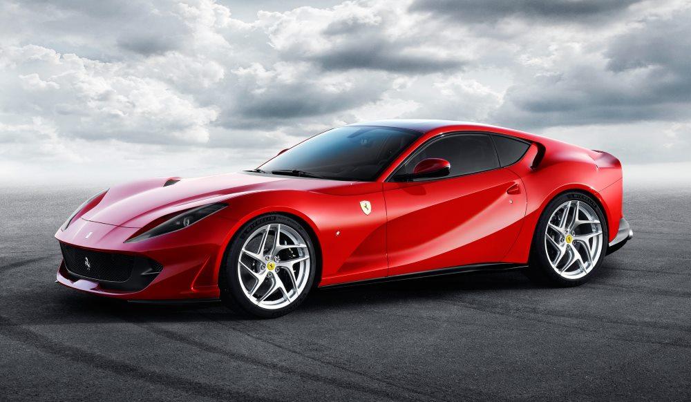 Суперкар 812 Ferrari