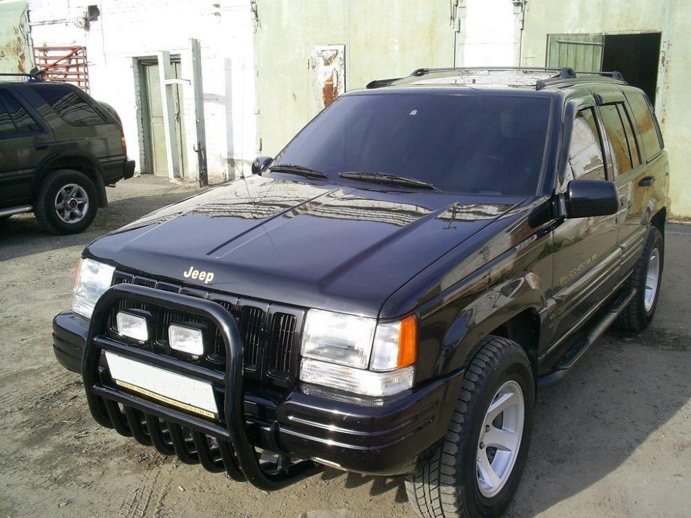 jeep чероки за 250