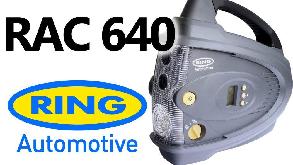компрессор RAC 640